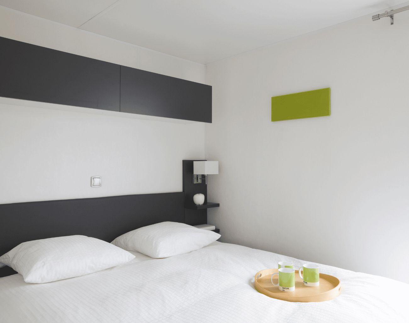 Mobil-homes Beach Lodge - 3 chambres - Azur Beach